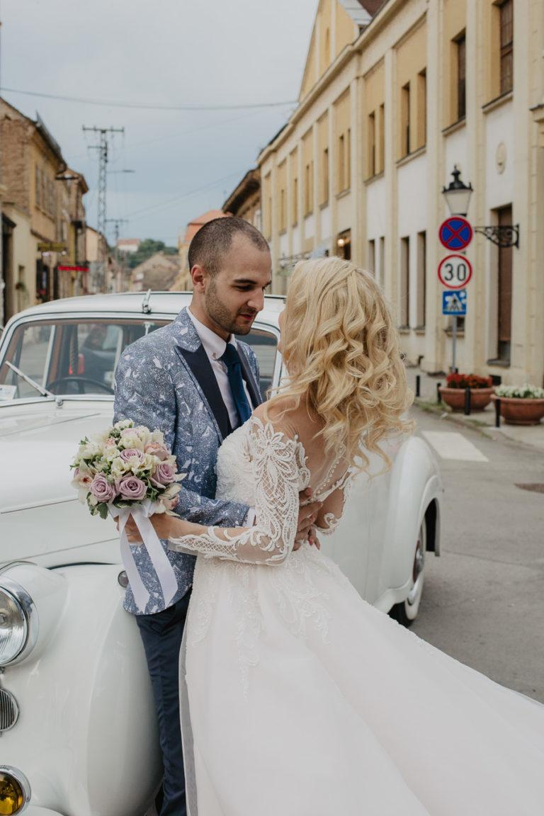 Wedding in Sremski Karlovci
